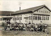 昭和33年の園舎